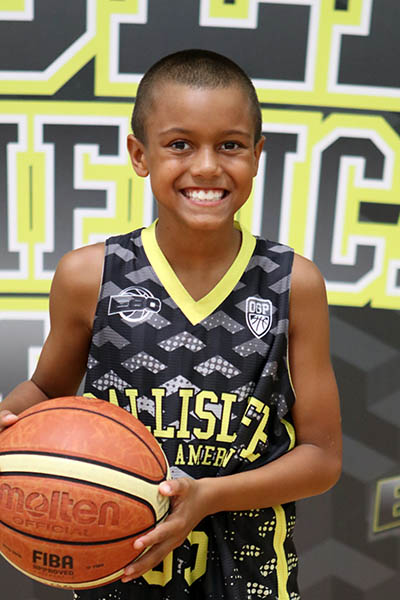 Isaiah Rogers at Ballislife Jr. All-American Camp 2016