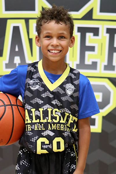 Isaiah (Z) Jones at Ballislife Jr. All-American Camp 2016