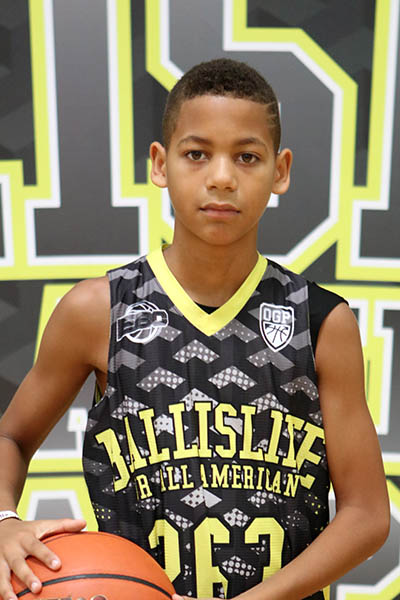 Dallas Washington at Ballislife Jr. All-American Camp 2016