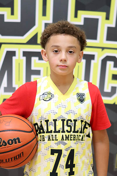 Jordan Askew at Ballislife Jr. All-American Camp 2016