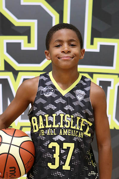 Kellen Hampton at Ballislife Jr. All-American Camp 2016