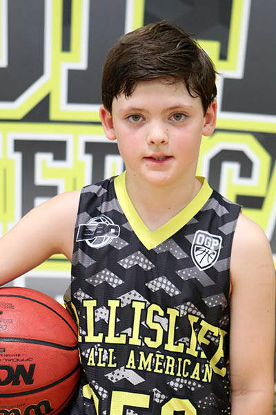 Aiden Sievers at Ballislife Jr. All-American Camp 2016