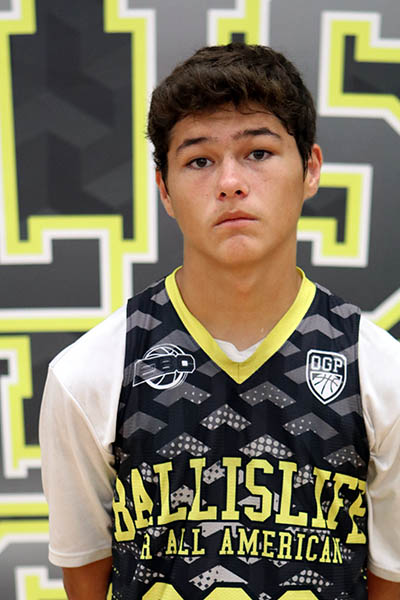 Cameron Capito at Ballislife Jr. All-American Camp 2016