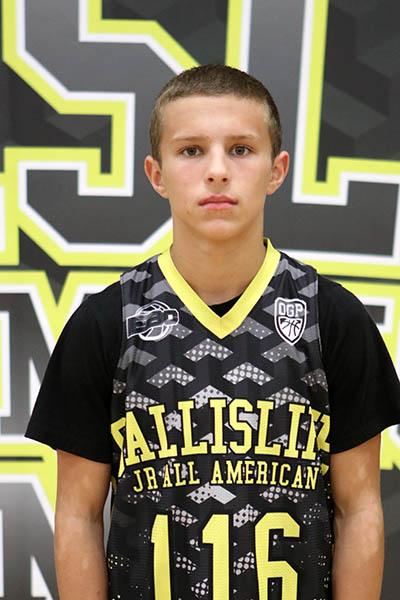 Blake Lambert at Ballislife Jr. All-American Camp 2016