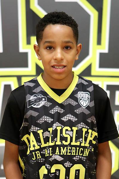 Rashaun Johnson at Ballislife Jr. All-American Camp 2016
