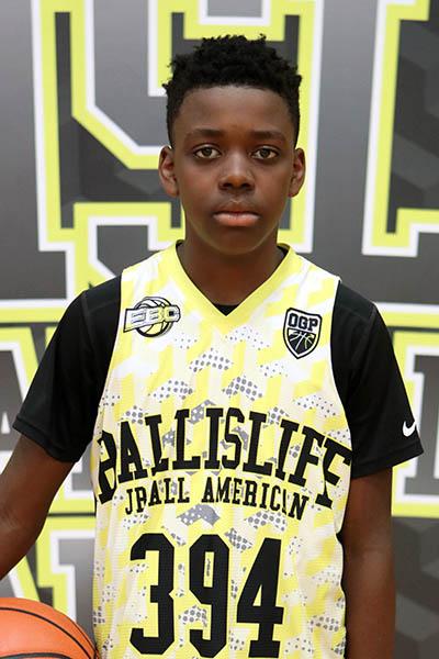 Jurian Dixon at Ballislife Jr. All-American Camp 2016