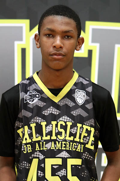 Christian Moore at Ballislife Jr. All-American Camp 2016