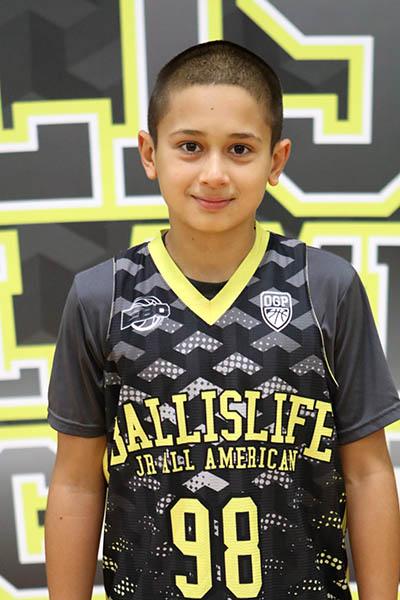 Yaqub Mir at Ballislife Jr. All-American Camp 2016
