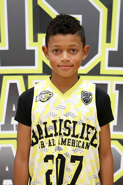 Trent Turner at Ballislife Jr. All-American Camp 2016