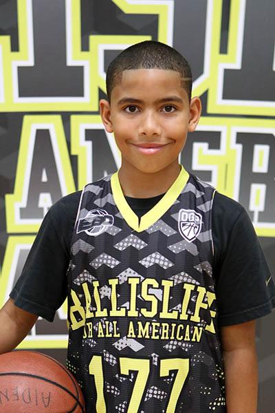 Aiden Boyd at Ballislife Jr. All-American Camp 2016
