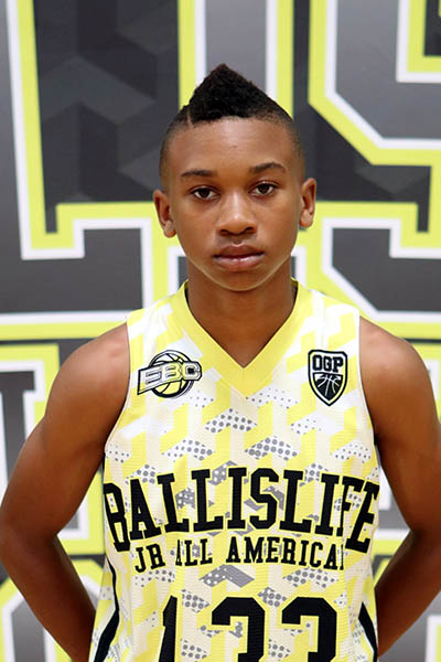 Randall Wilson at Ballislife Jr. All-American Camp 2016