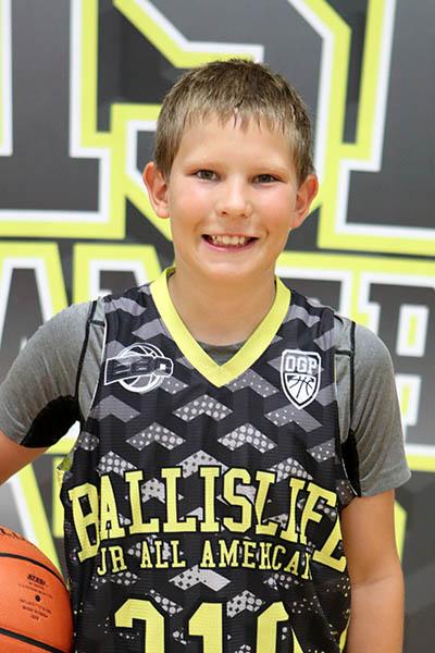 Ryan Leopold at Ballislife Jr. All-American Camp 2016