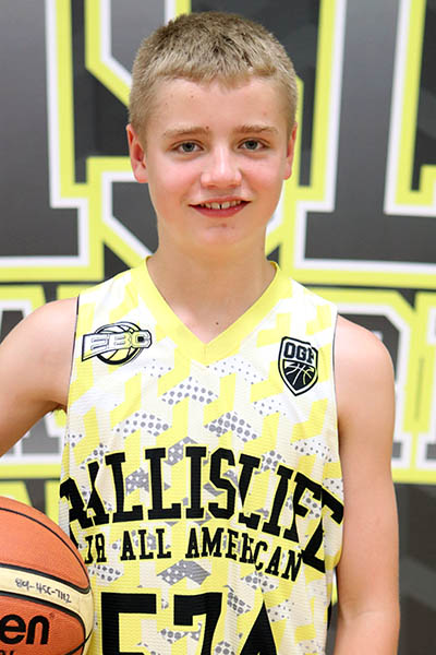 Tyler Jensen at Ballislife Jr. All-American Camp 2016