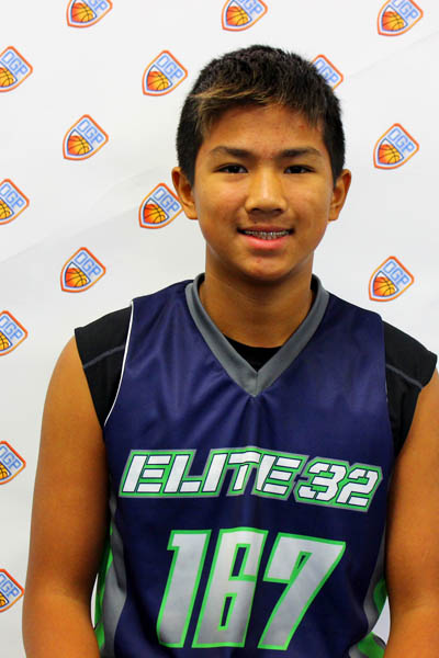 Brandon Szeto at Elite 32 2014