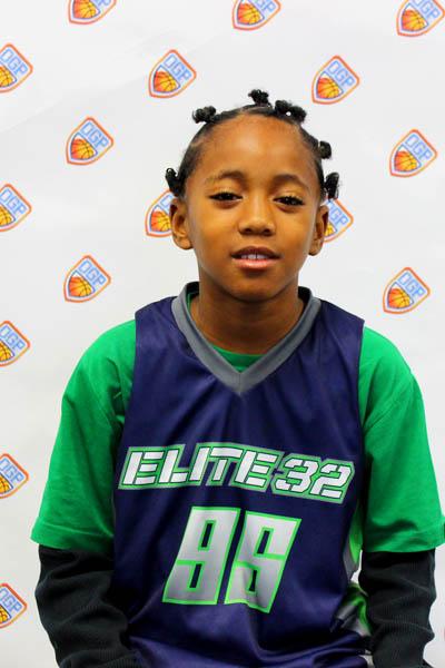 Darrell Morris Jr. at Elite 32 2014