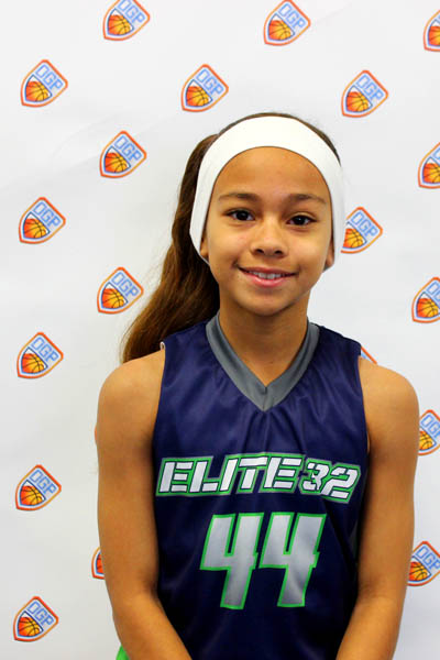 Jaelyn Bates at Elite 32 2014