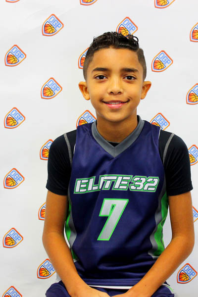 Karson Roberts at Elite 32 2014