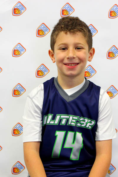Ben Rosenberg at Elite 32 2014