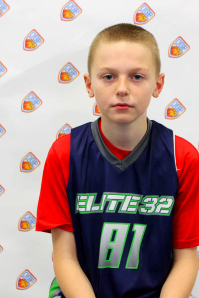 Brett Hardt Jr. at Elite 32 2014