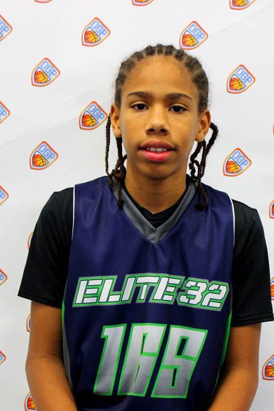 Javon Ruffin at Elite 32 2014