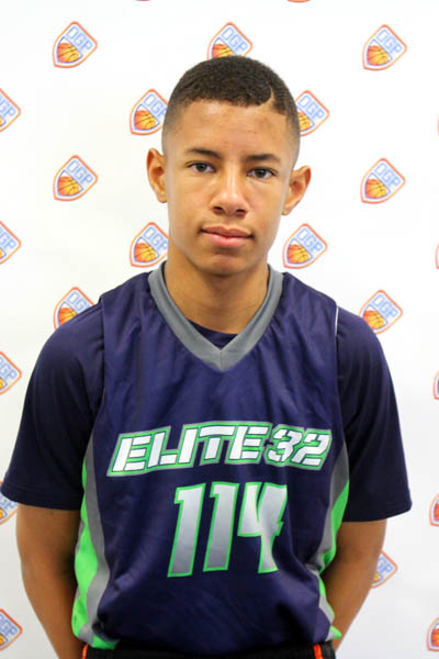Terrence Carter at Elite 32 2014