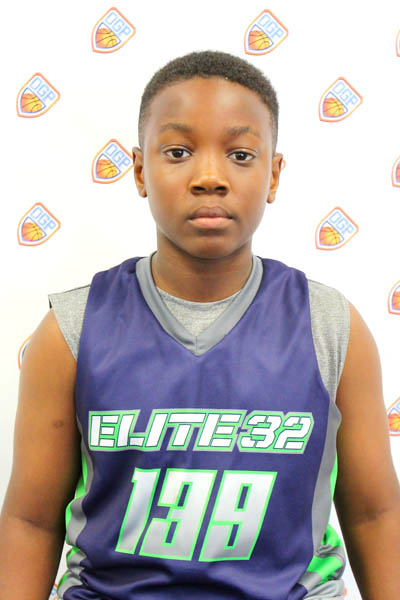 Akoye Hudson at Elite 32 2014