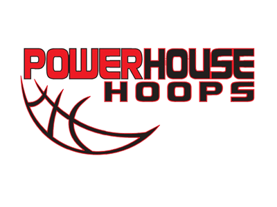 The official logo of AZ Powerhouse Hoops