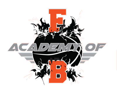 The official logo of Academy of Future Ballers