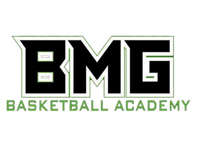 The official logo of BMG Basketball Academy
