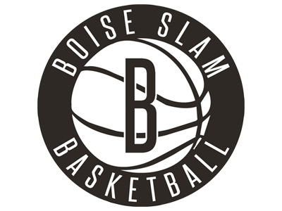 The official logo of Boise Slam Basketball
