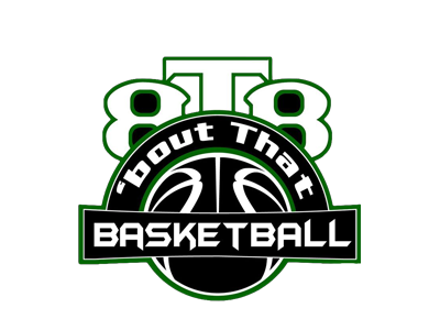 The official logo of Bout That Basketball