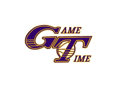 The official logo of GameTime