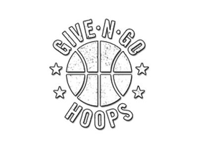 The official logo of Give N Go Basketball