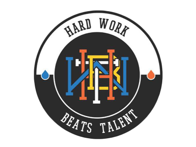 Organization logo for Hard Work Beats Talent