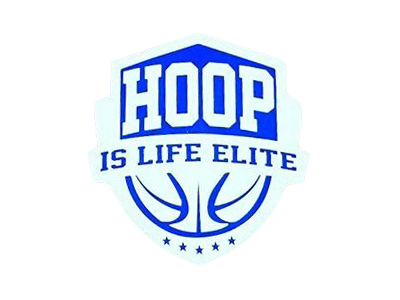 The official logo of Hoop is Life