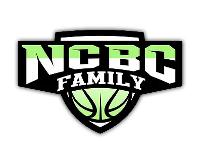 The official logo of NCBC Family Basketball
