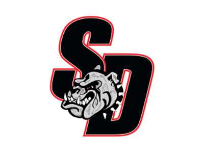 The official logo of San Diego Bulldogs