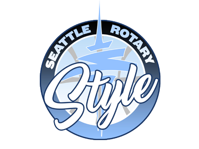 The official logo of Seattle Rotary