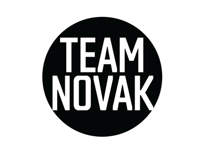 Organization logo for Team Novak