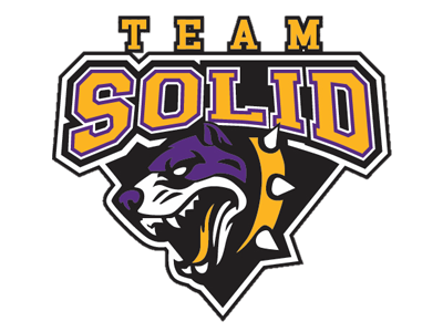 Organization logo for Team Solid Elite Basketball
