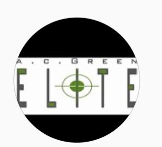 Organization logo for AC Green Elite