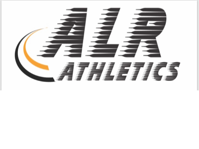 The official logo of ALR ATHLETICS