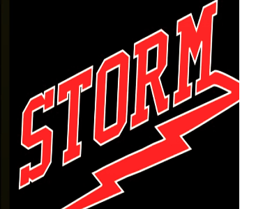 The official logo of Arizona Storm