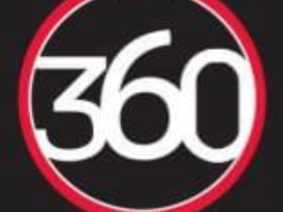 The official logo of 360 Basketball