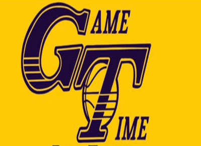 Organization logo for GAME TIME