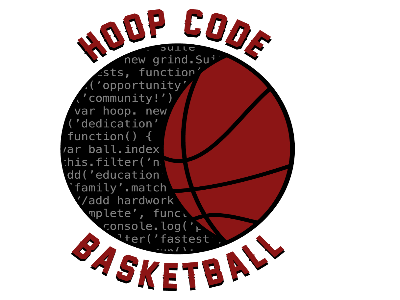 Organization logo for Hoop Code Basketball Academy