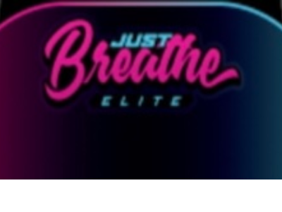 The official logo of Just Breathe Elite