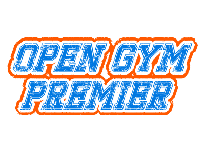 Organization logo for Open Gym Premier