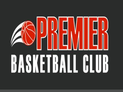 Organization logo for Premier Basketball Club