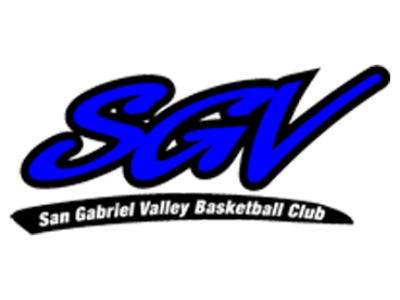 Organization logo for SGV BASKETBALL